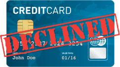 credit card decline management